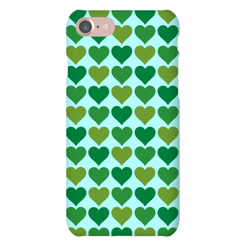 Heart Pattern Case Phone Case