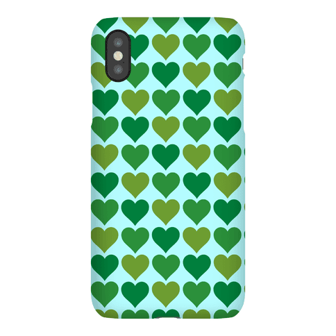 Heart Pattern Case Phone Case