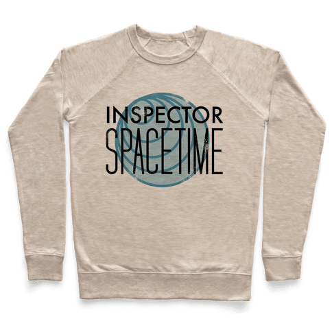Inspector Spacetime Pullover