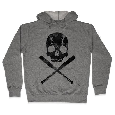 Baseball Roger Hooded Sweatshirt