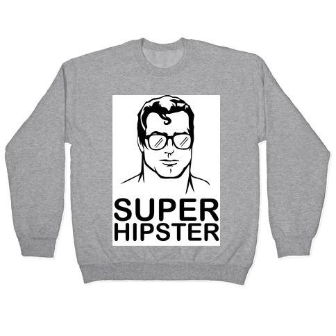 Super Hipster Pullover