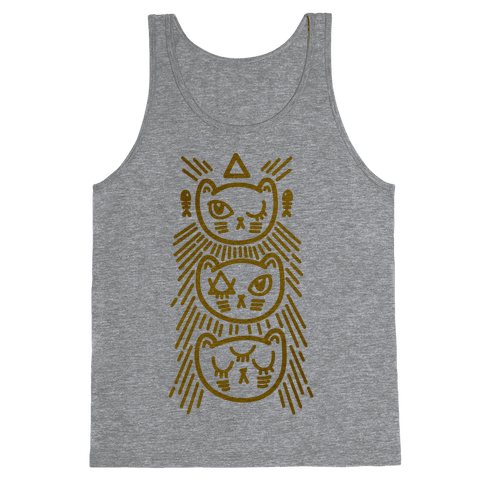 Occult Kitties Tank Top