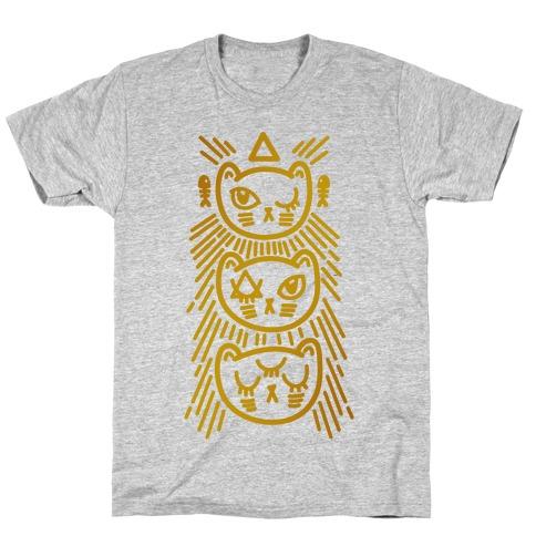 Occult Kitties Mens/Unisex T-Shirt