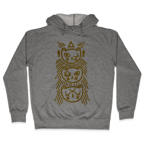 Occult Kitties Hooded Sweatshirt