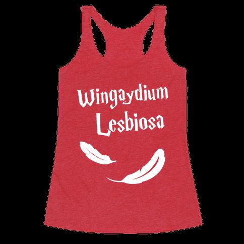 Wingaydium Lesbiosa