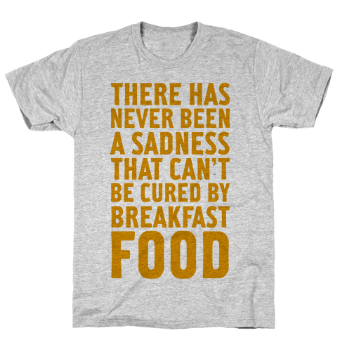 Breakfast Food Mens T-Shirt
