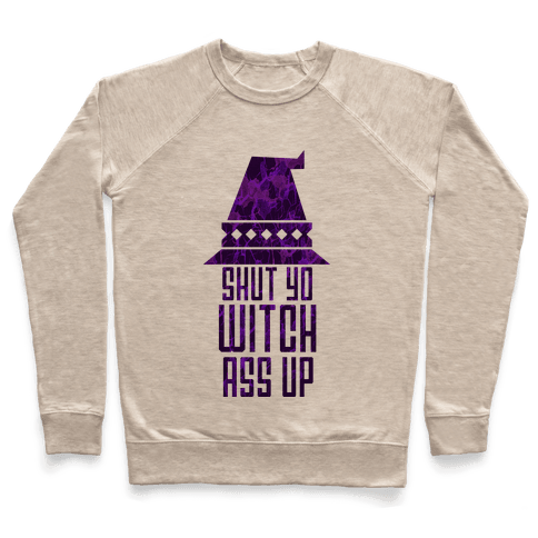 Witch Ass Pullover