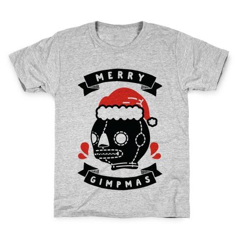 Merry Gimpmas Kids T-Shirt