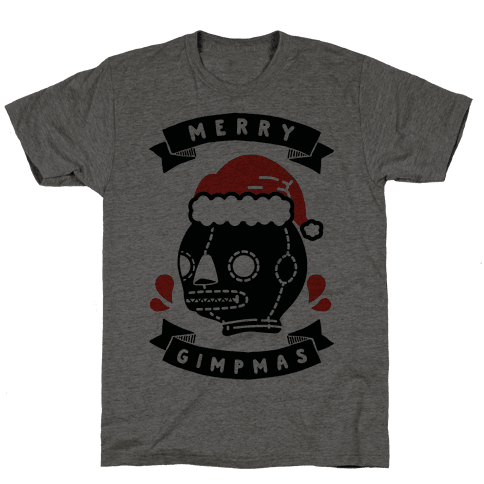 Merry Gimpmas Mens T-Shirt