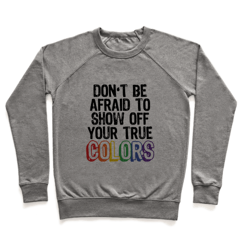 Colors Pullover