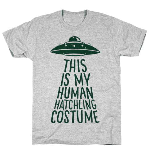 This is My Human Hatchling Costume Mens T-Shirt