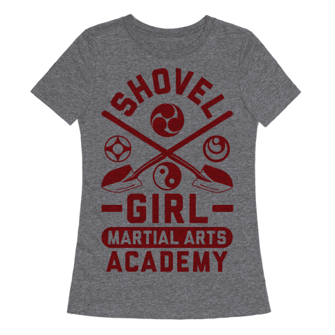Shovel Girl Martial Arts Academy