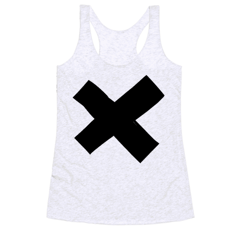 Multiplication Racerback Tank Top