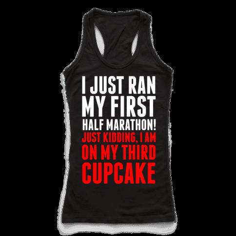 I Just Ran My First Half Marathon....