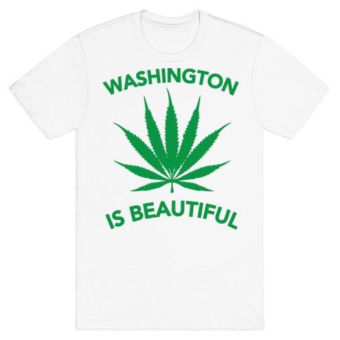 WASHINGTON IS BEAUTIFUL T-Shirt