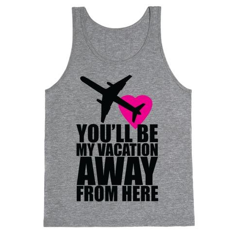 Vacation Romance Tank Top