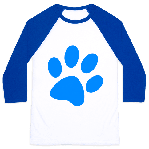 Blue's Clue Baseball Tee
