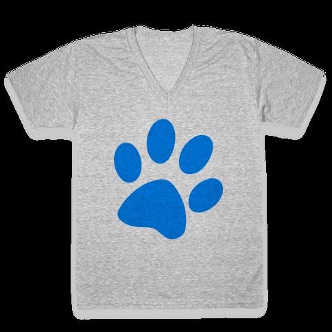 Blue's Clue V-Neck Tee Shirt