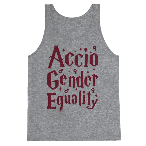 Accio Gender Equality Tank Top