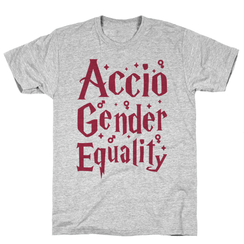 Accio Gender Equality