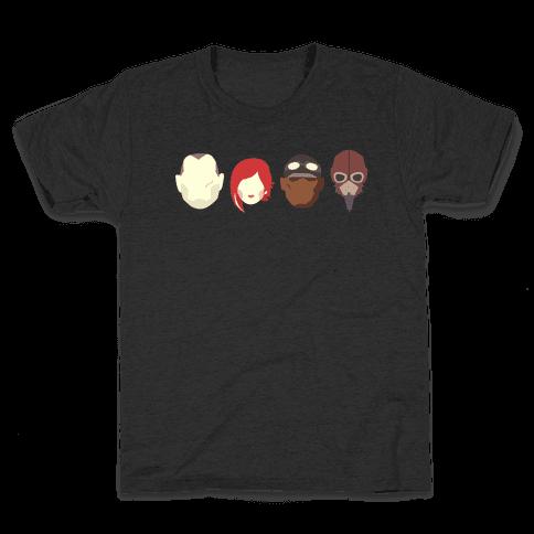 Vault Hunters Kids T-Shirt