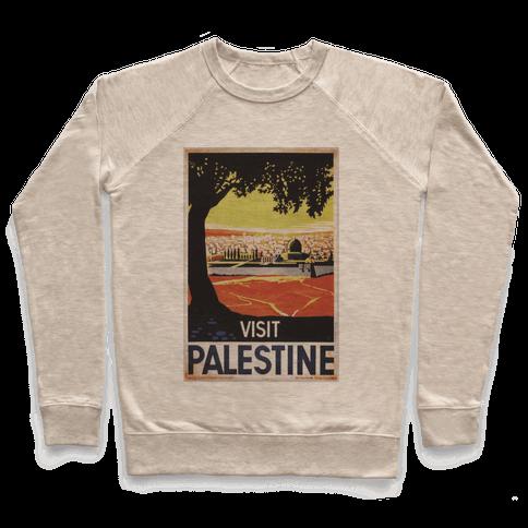 Visit Palestine Pullover