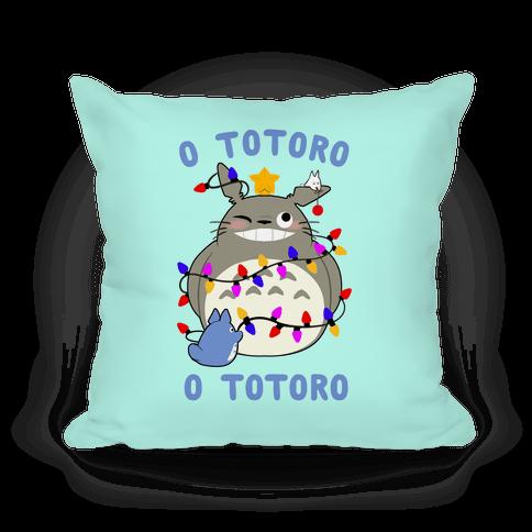 O Totoro, O Totoro Pillow