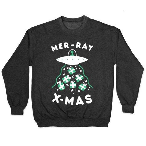 Mer-RAY X-mas Pullover