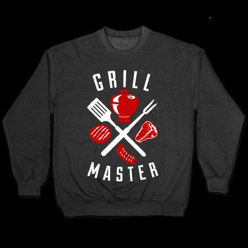 Grill Master Pullover