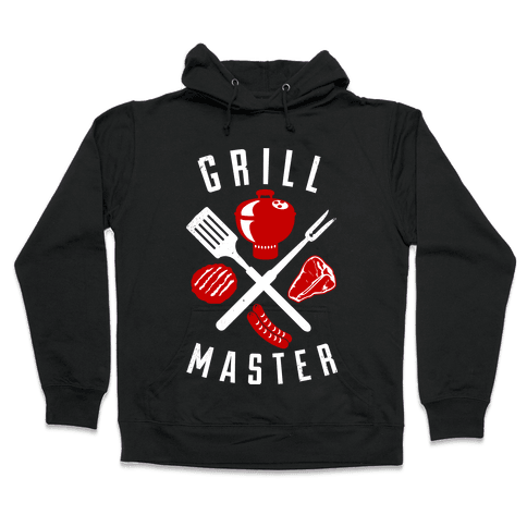 Grill Master Hooded Sweatshirt