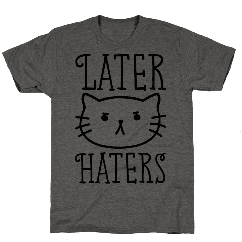 Later Haters