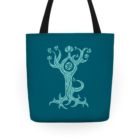 The Tree Pose Tote