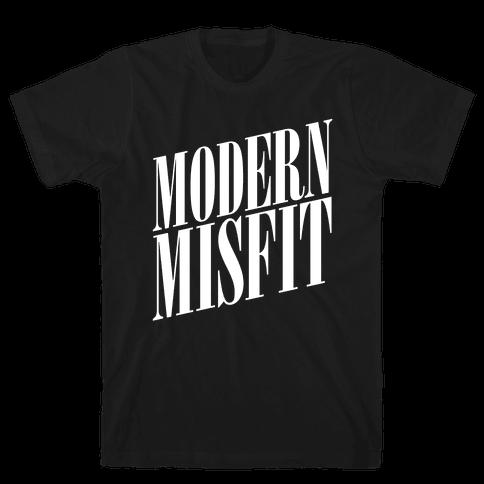 Modern Misfit Mens T-Shirt