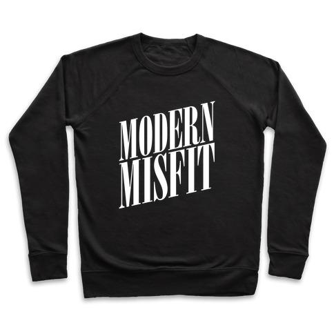 Modern Misfit Pullover