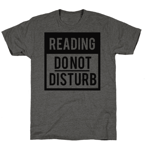 Do Not Disturb (Reading)