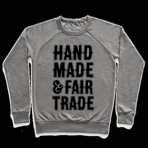 Handmade & Fair Trade Pullover