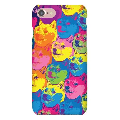 Pop Art Doge Phone Case