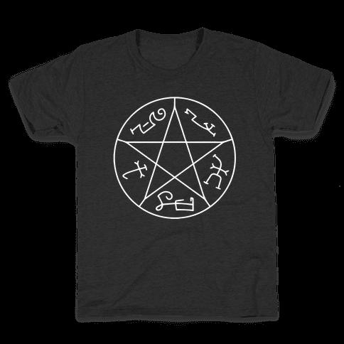 Devil's Trap Kids T-Shirt