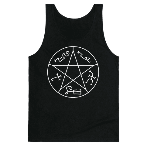 Devil's Trap Tank Top