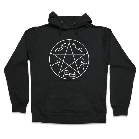 Devil's Trap Hooded Sweatshirt