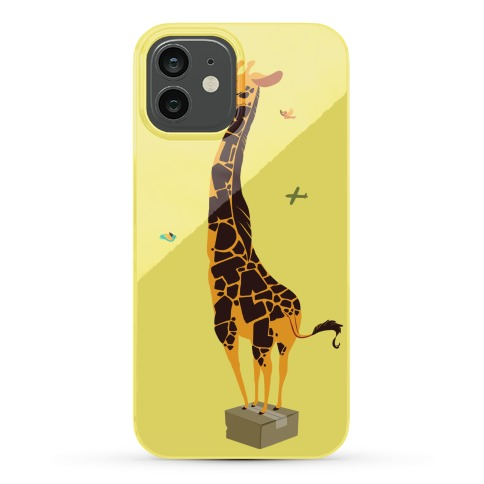 Stand Tall Giraffe Phone Case