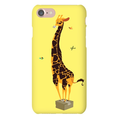 Stand Tall Giraffe Phone Case