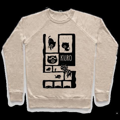 Kuro Cat Pullover