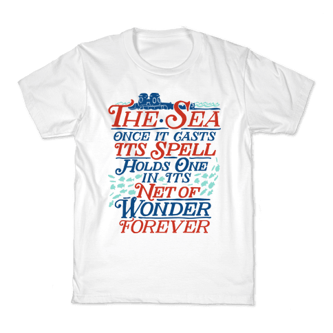 The Sea Kids T-Shirt
