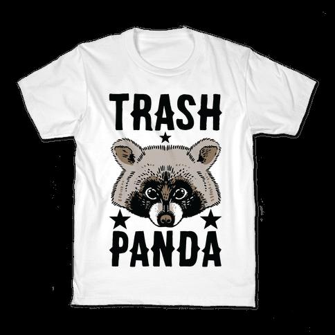 Trash Panda Kids T-Shirt
