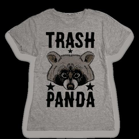 Trash Panda Womens T-Shirt