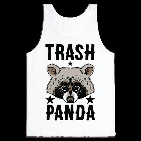Trash Panda Tank Top
