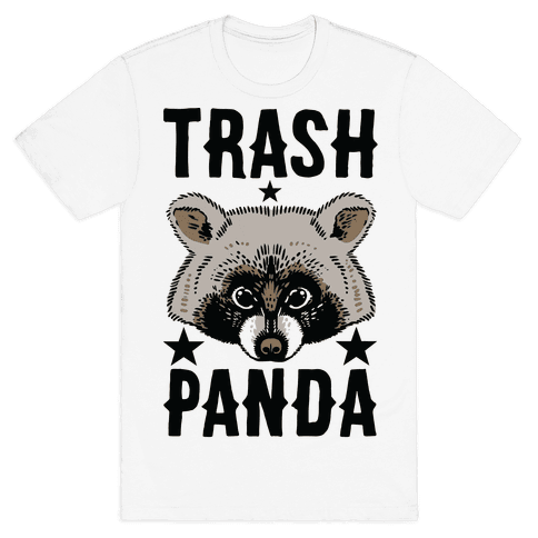Trash Panda Mens T-Shirt