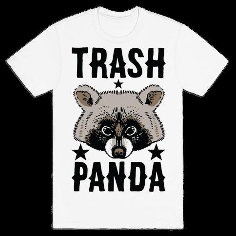 Trash Panda Mens T-Shirt
