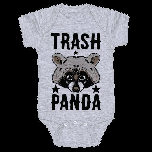Trash Panda Baby Onesy